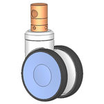 roue en polyuréthane