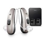 audioprothèse mini RIC / télécommandée