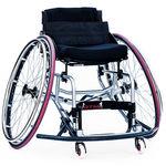 fauteuil roulant actif / basketball / tennis / à hauteur réglable