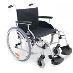 fauteuil roulant passif / d'exterieur / d'intérieur / à hauteur réglable