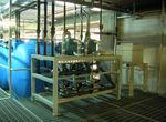 système de traitement de déchets pour déchets radioactifs