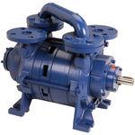 pompe à vide médicale / à rotor / à anneau liquide / immergée