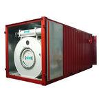 chambre hyperbare décompression / conteneurisée / multiplace