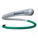 fil de guidage de cathéter / vasculaire / hydrophile