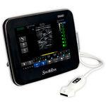 échographe portable / pour échographie en anesthésie et soins intensifs / noir et blanc / doppler couleur