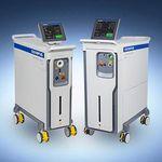 laser pour lithotripsie / Ho:YAG / sur chariot