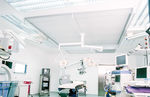 salle d'opération / en acier inoxydable / pour l'industrie médicale