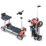 scooter électrique à 4 roues