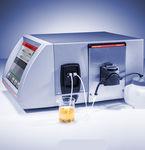 auto-échantillonneur pour viscosimètres / à haut débit / avec pompe / avec écran tactile