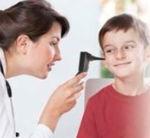 otoscope vidéo / avec moniteur vidéo intégré / avec spéculum / pédiatrique