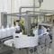 machine d'étiquetage de bouteilles / pour flacon / pour ampoules-médicaments / automatique