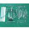 kit d'instruments pour chirurgie laparoscopiqueMI-STLAPMedicta Instruments