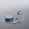 valve de dérivation pour l'hydrocéphalie pression variable / adulte / pédiatriqueMIETHKE M.blue®Aesculap®