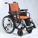 fauteuil roulant électrique / d'exterieur / pliable