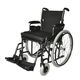 fauteuil roulant manuel / d'exterieur / d'intérieur / avec repose-jambes