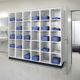 casier de stockage / multifonction / de blanchisserie / d'hôpital
