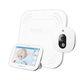 moniteur bébé vidéo / de sons / à réseau sans fil / de mouvements
