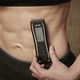 analyseur de composition corporelle pour mesure de la masse grasse / avec affichage numérique / portable