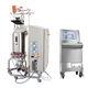 bioréacteur de laboratoire / pour la fermentation microbienne / à usage unique / refroidissant