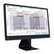 logiciel de monitorage / médical / d'hôpital / d'analyse