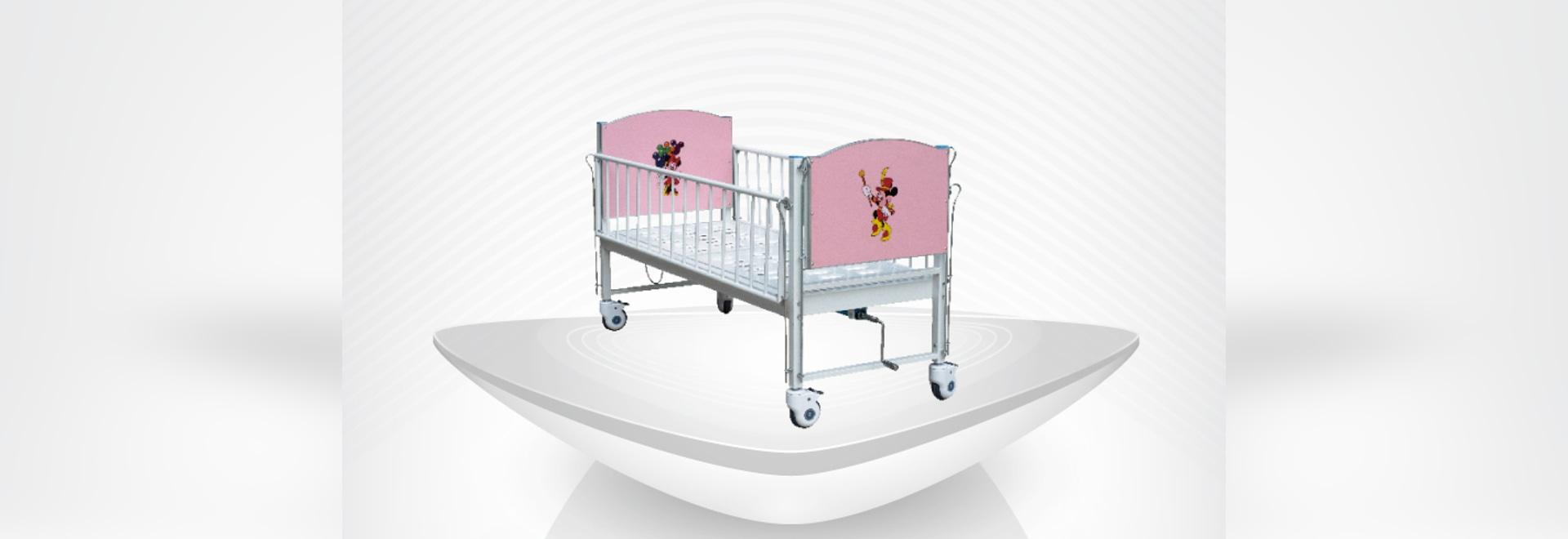 2016 nouveaux lits pédiatriques/bébé/lit d'hôpital/enfants/se protègent bien