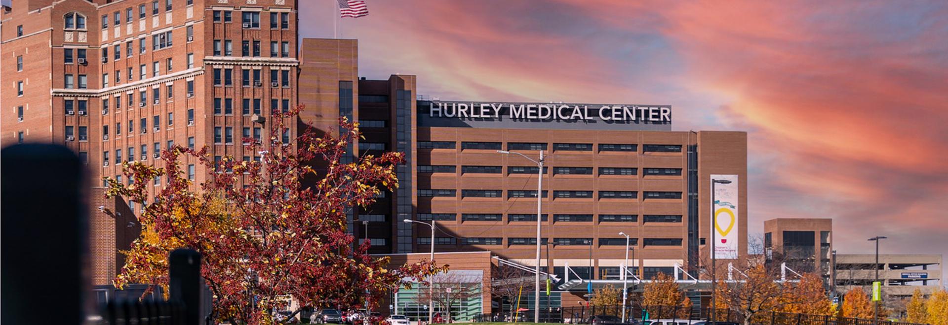Le centre médical Hurley utilise des technologies intelligentes, l'IA, la robotique, les dossiers médicaux électroniques, la télémédecine...