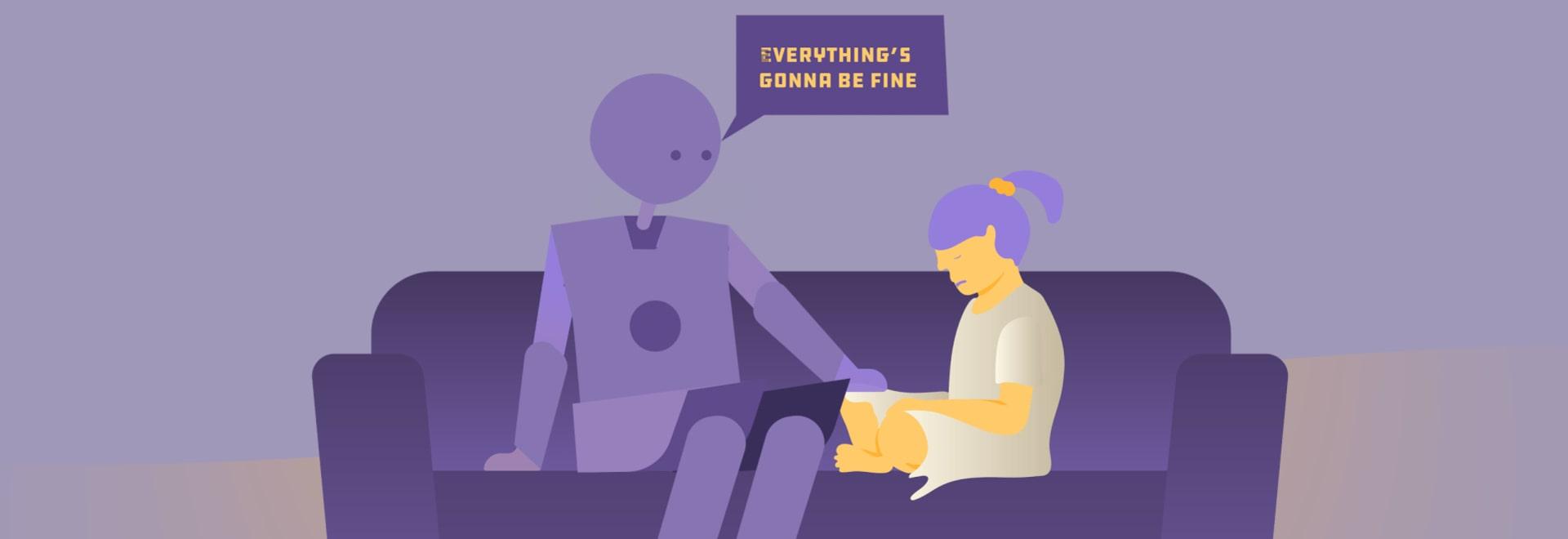 De la chirurgie à la compagnie : La place des robots dans les soins de santé