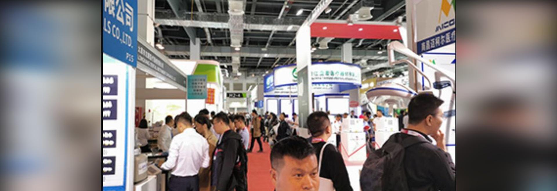 DenTech China 2019 Shanghai du 30 octobre au 2 novembre 2019