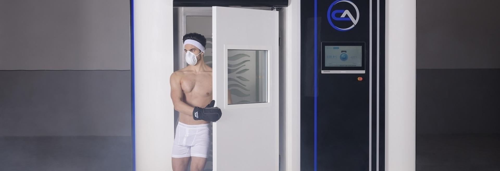 L'exposition de la peau à des températures extrêmement froides entraîne une série de réactions physiologiques qui aident le corps à se réparer et à se revigorer