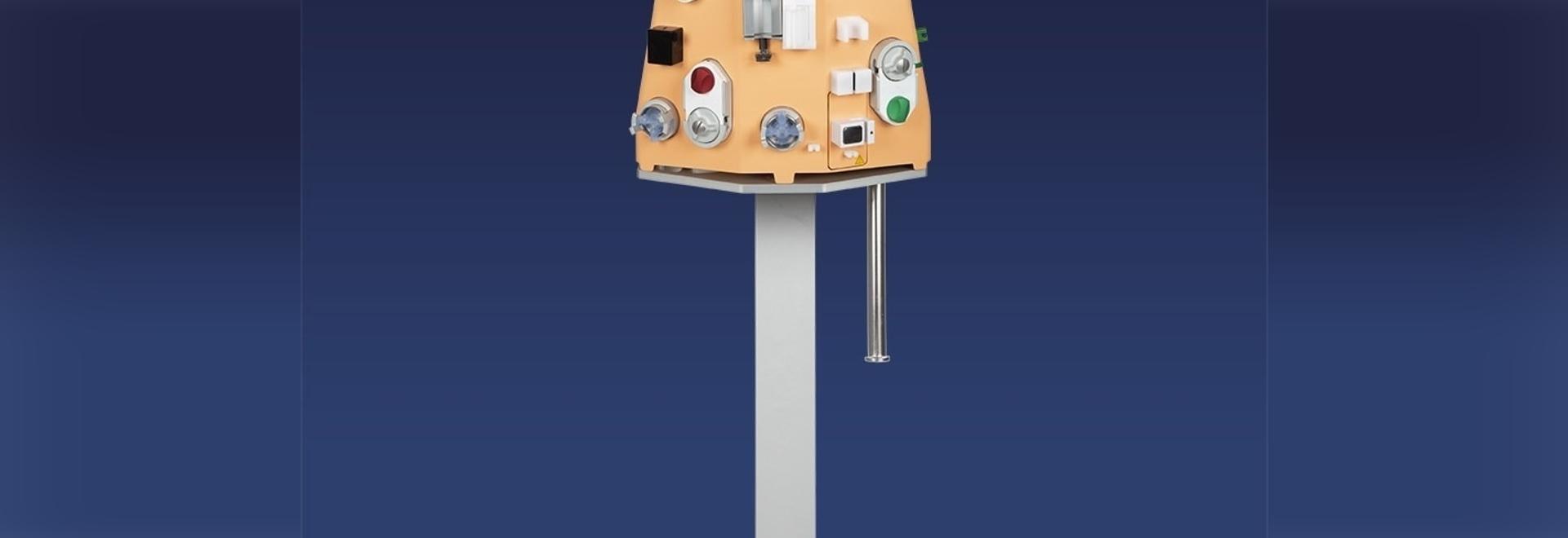 La première machine de dialyse aiguë dédiée à la pédiatrie et à la néonatalogie est sortie aux États-Unis.