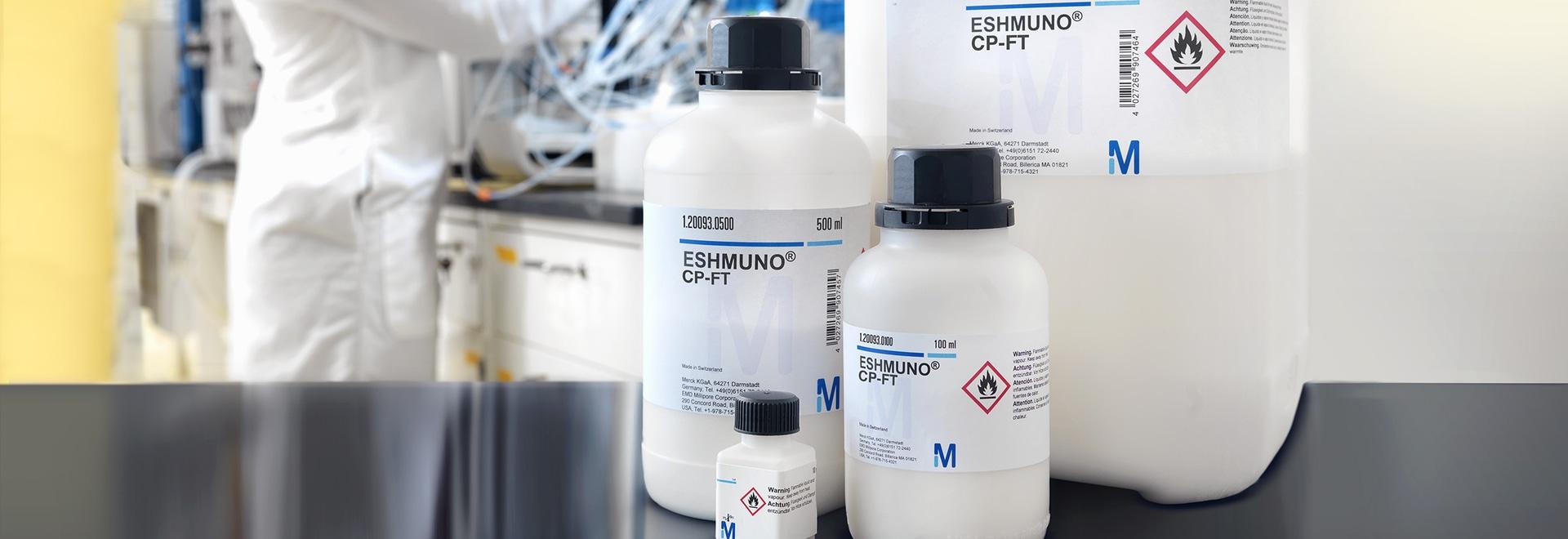 La résine de chromatographie améliore la vitesse, flexibilité
