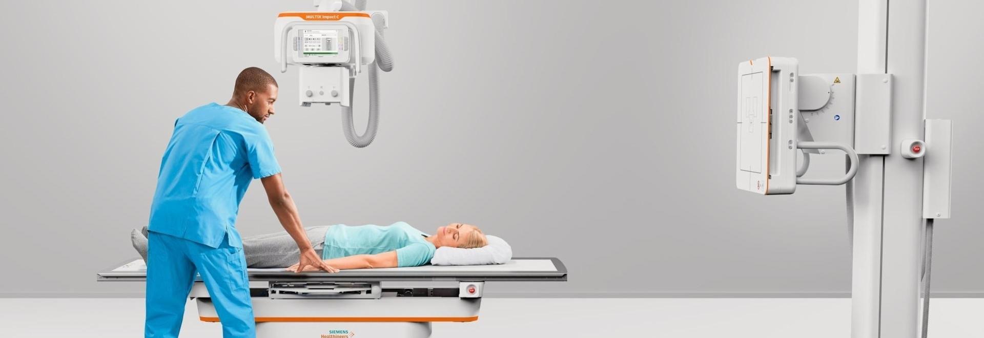 Siemens Healthineers complète sa plate-forme Multix Impact avec le nouveau Multix Impact C monté au plafond