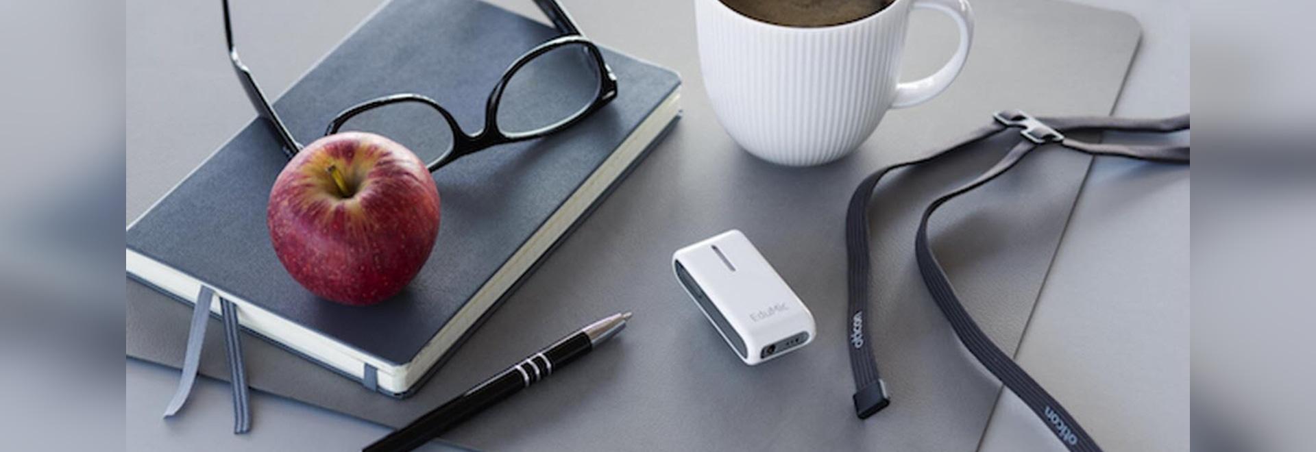 Système de microphone à distance sans fil Oticon EduMic