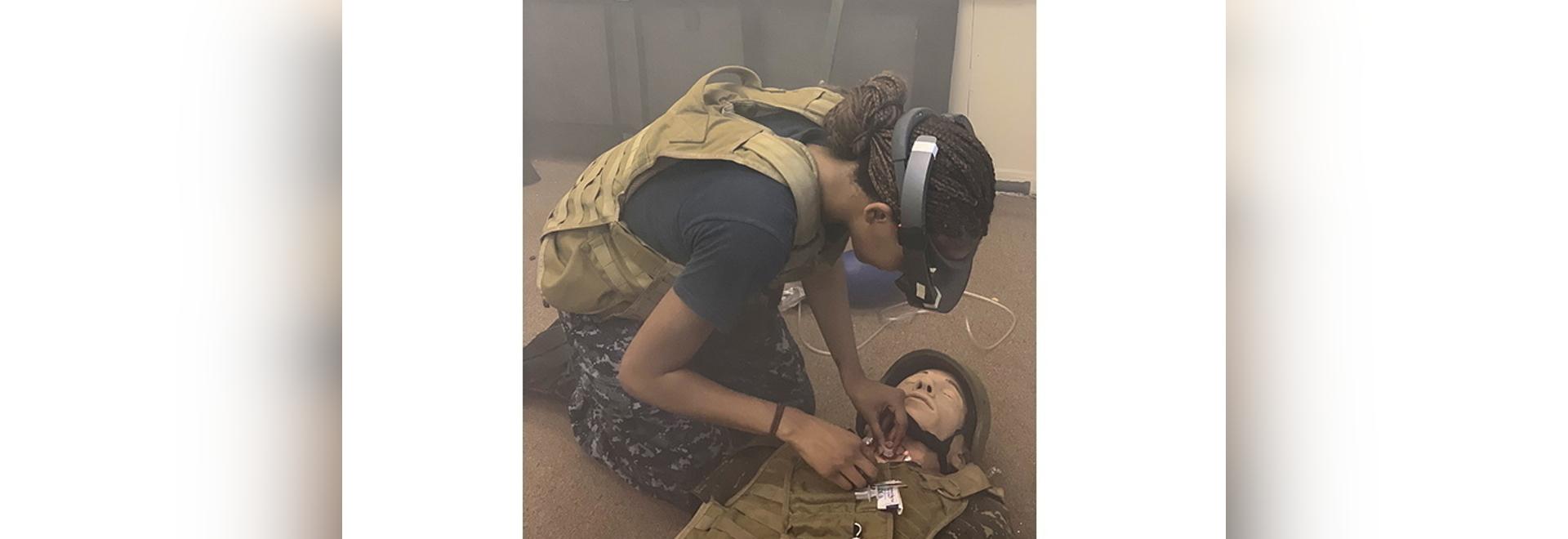 La télémédecine en réalité augmentée s'avère efficace sur les champs de bataille