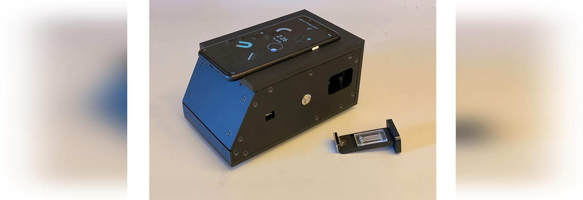 Le test CRISPR utilise une caméra de téléphone portable pour détecter le SRAS-CoV-2