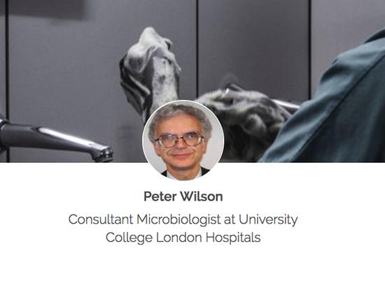 Peter Wilson - idées futées et mains propres : Comment les environnements effectuent la lutte contre la maladie