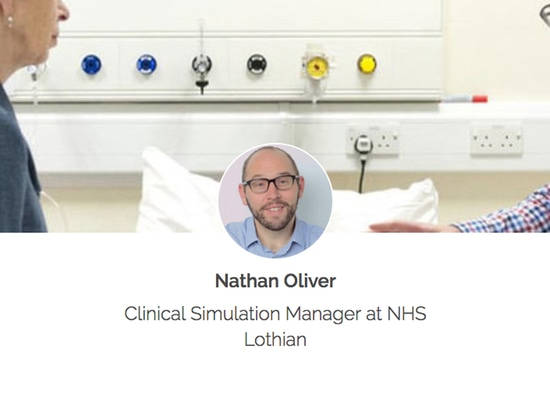Nathan Oliver, formation médicale d'Immersive
