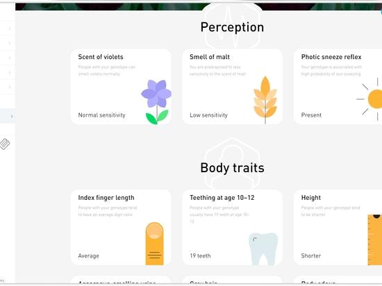 De la salive au changement de mode de vie : L'Atlas Biomed Genetic Test Review (en anglais seulement)