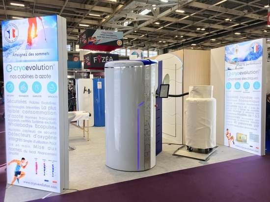 "Cryo Evolution, la ""French Touch"" du Rééduca 2019"