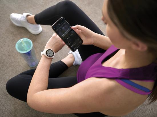 Garmin ajoute des capacités de suivi de la grossesse aux montres intelligentes