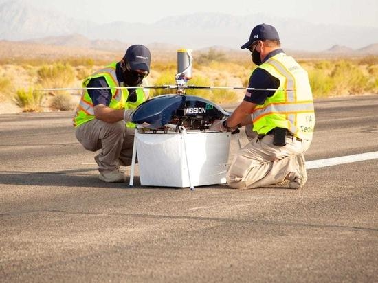 MissionGO et MediGO réussissent des livraisons d'organes dans des vols sans pilote