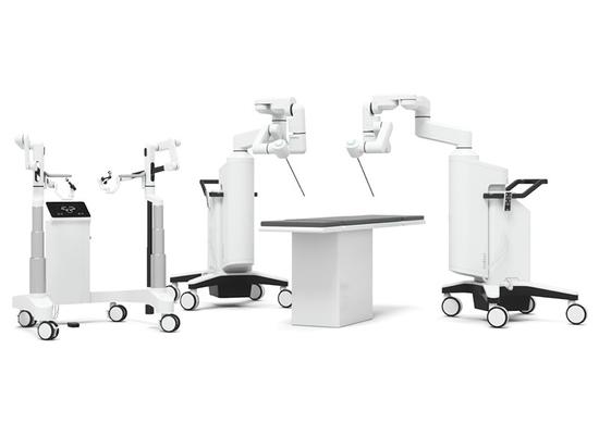 Le robot chirurgical Dexter fonctionne avec tous les outils de laparoscopie