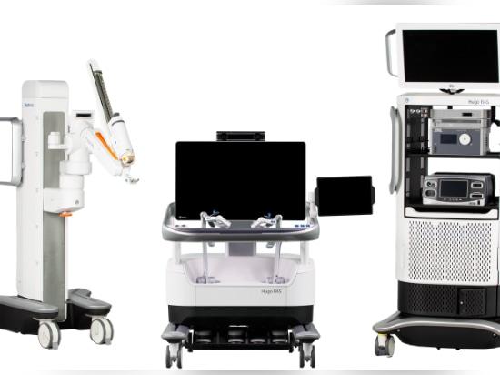 Le robot Hugo de Medtronic réalise sa première chirurgie robotique