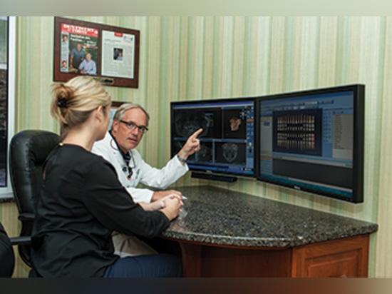 La formation image à trois dimensions de CBCT est un excellent outil diagnostique et de patient d'éducation.