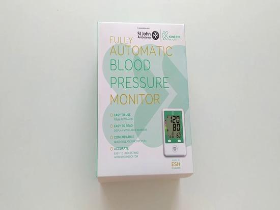 Moniteur automatique pour la tension artérielle