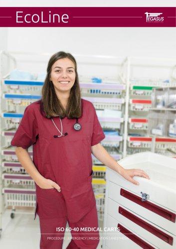 Ecoline - Procedure/medication carts
