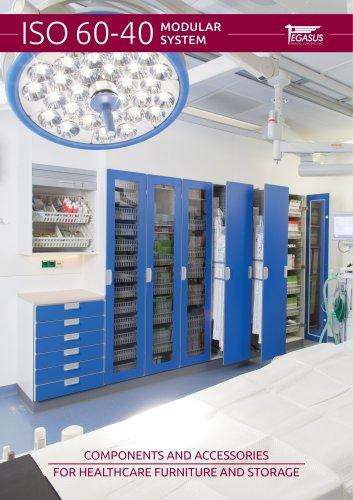 ISO 60-40 Modular system