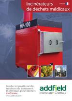 Addfield Medical Incineration Brochure fr