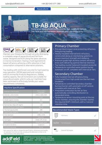 TB-AB AQUA2000Kg