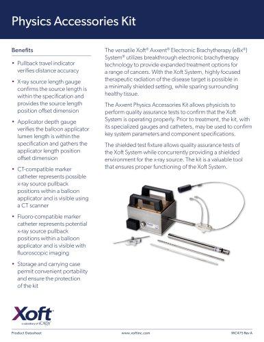 Physics Accessories Kit